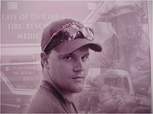 Shane Kelly Former Firefighter