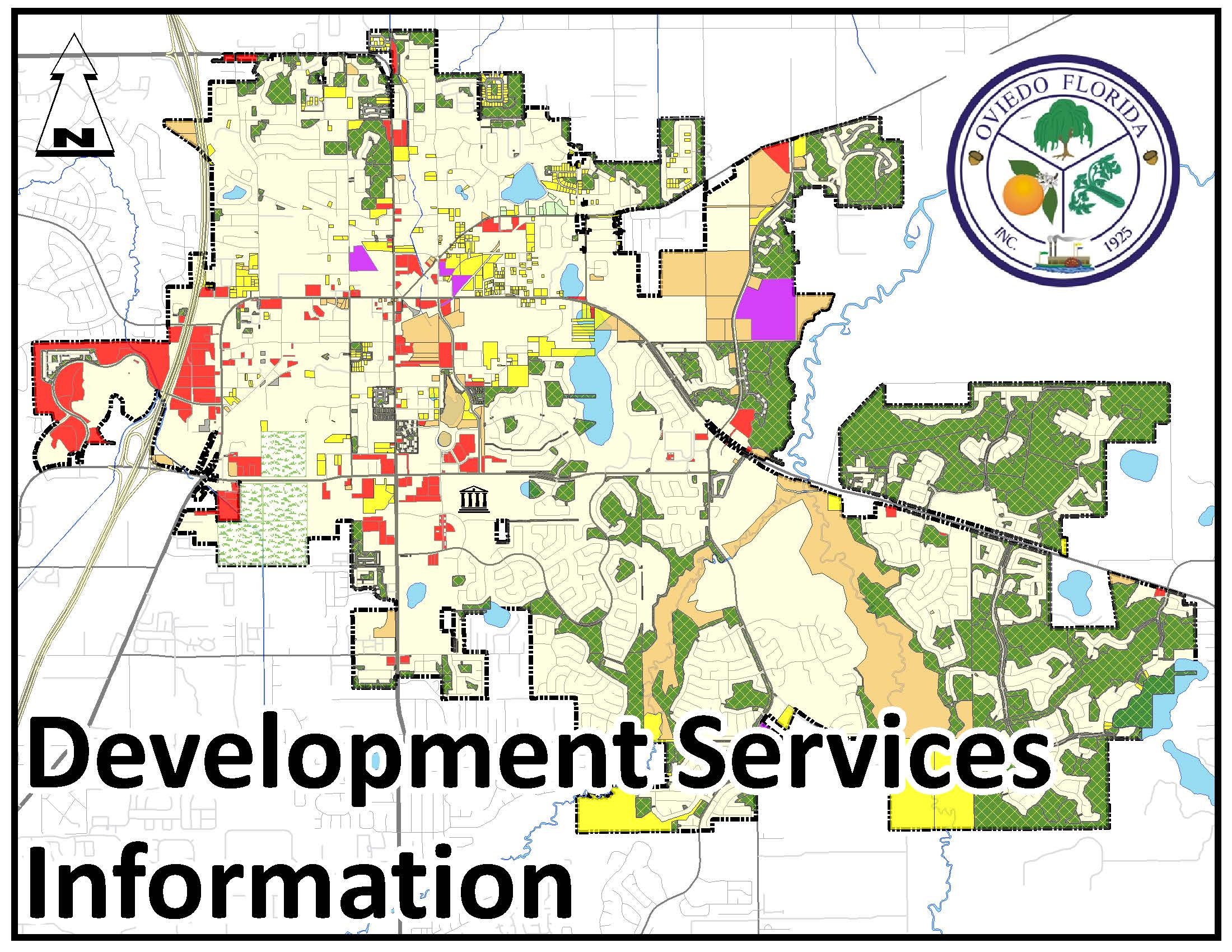 Check a location for Planning & Development information