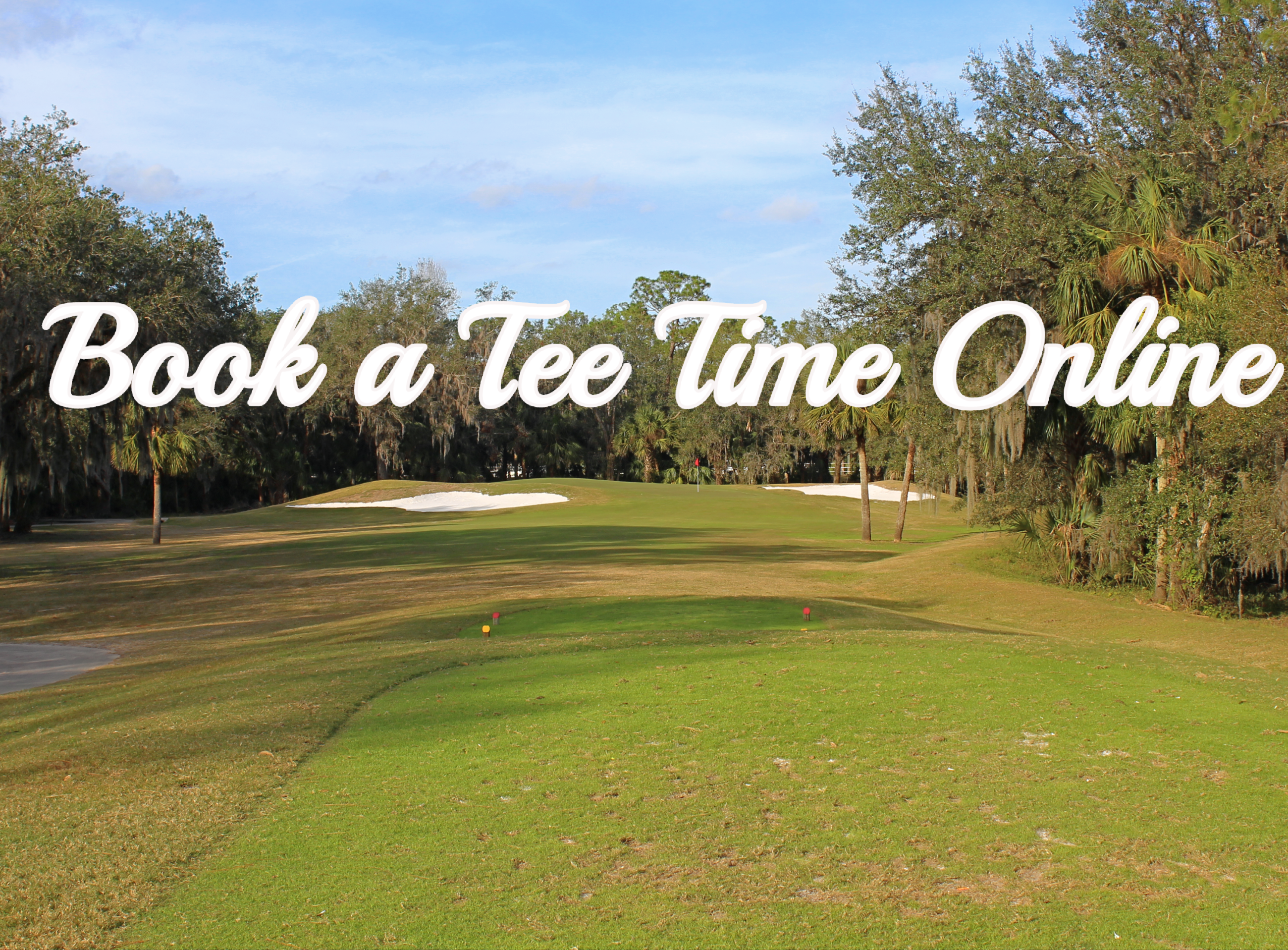 Book a Tee Time at Twin Rivers
