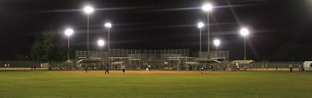 Adult Softball Game